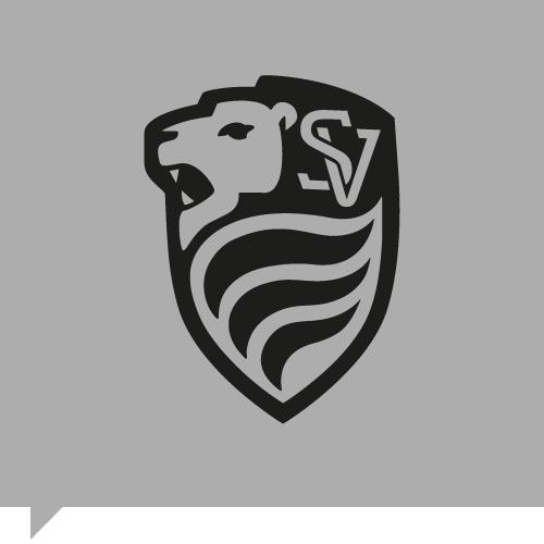 Wappendesign SV Leonberg Eltingen e.V. einfarbig